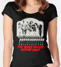 Rocky Horror  Women's Fitted Scoop T-Shirt