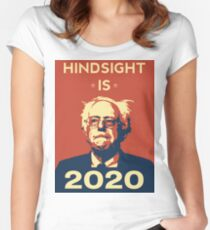 Bernie Women's Fitted Scoop T-Shirt