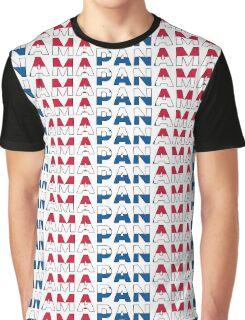 Panama Graphic T-Shirt