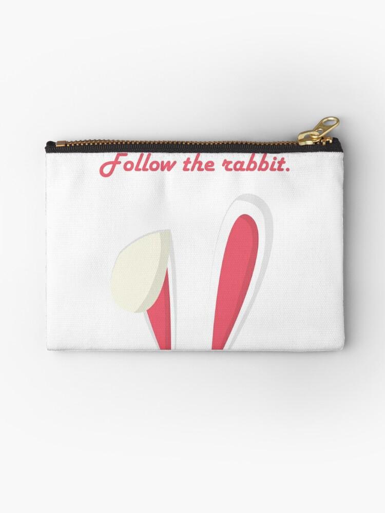 Follow the white rabbit. by Zzart