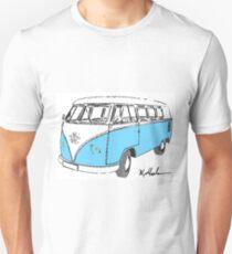 VW Bus Westphalia Volks Wagen Unisex T-Shirt