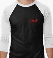 STI Classic Red Poket Men's Baseball ¾ T-Shirt
