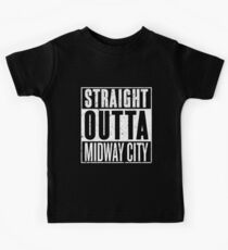 Straight Outta Midway City Kids Tee