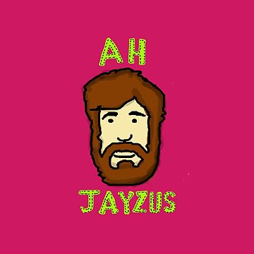 Ah Jayzus by PeanutsDesign