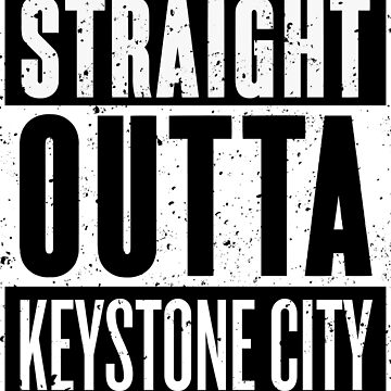 Straight Outta Keystone City by RoufXis