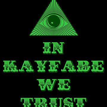 In Kayfabe We Trust by budwick5750