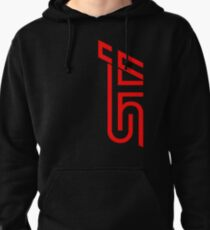 STI Classic Red Pullover Hoodie