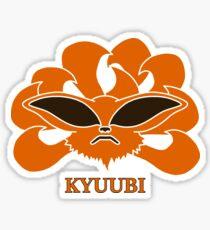 Naruto Kurama Sticker