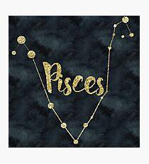 Pisces Photographic Print