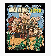 Walking Toys Photographic Print