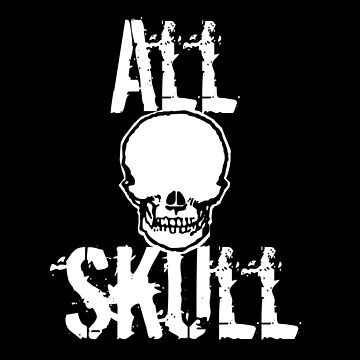 All Skull - The Dark Side by shadowhealer