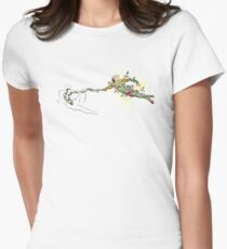 Creation Women's Fitted T-Shirt