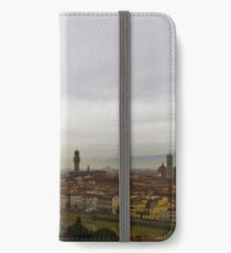 Firenze iPhone Wallet/Case/Skin