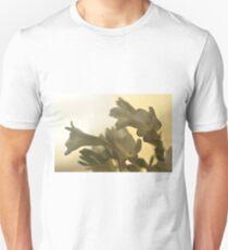 Moody flowers Unisex T-Shirt