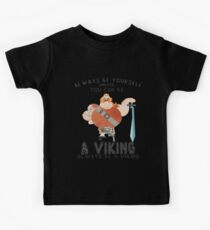 Always be a Viking Kids Clothes
