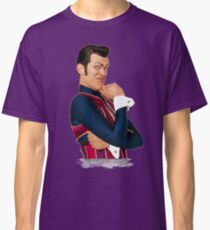 Robbie Rotten=God Classic T-Shirt