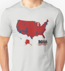 2016 Election Results T-Shirt