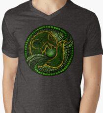 By the Dread Wolf's Design Men's V-Neck T-Shirt