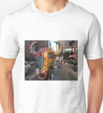 Colorful Sculptures, Broadway, New York City T-Shirt