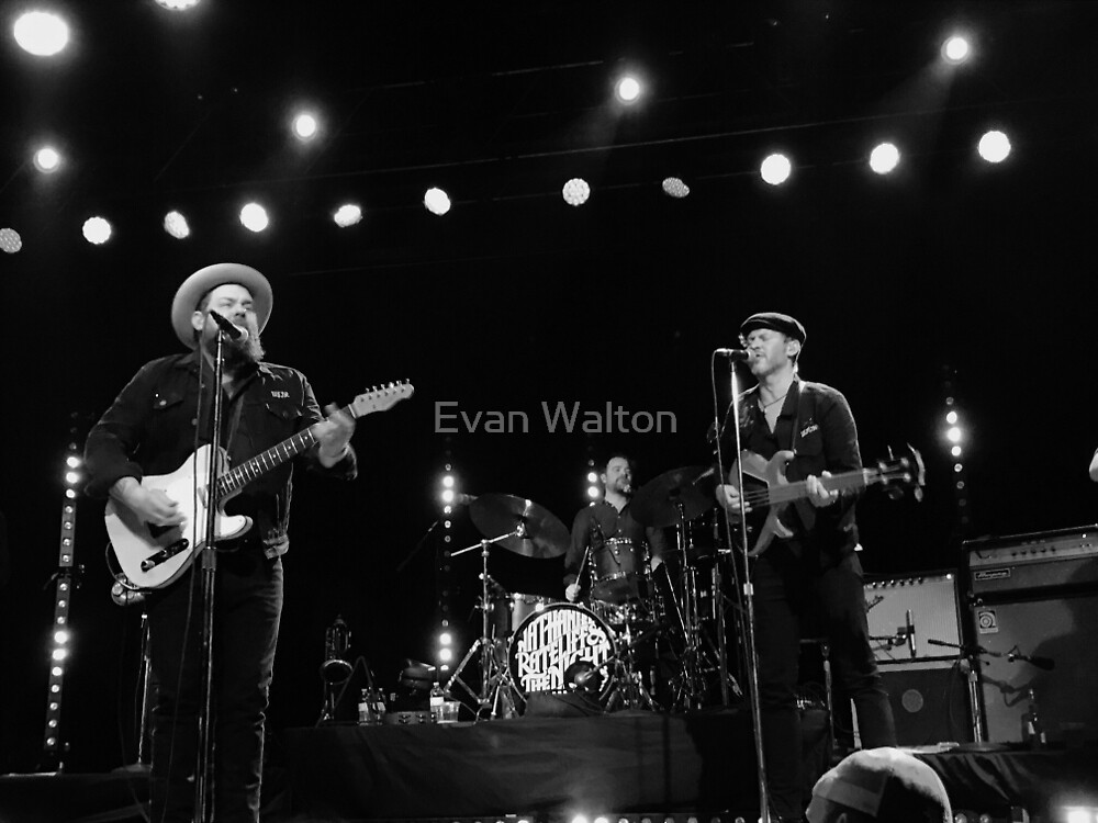 Nathaniel Rateliff and the Night Sweats by Evan Walton