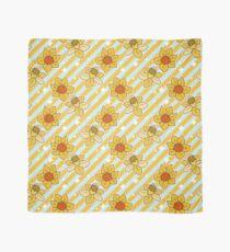 Daffodils Striped Pattern Scarf