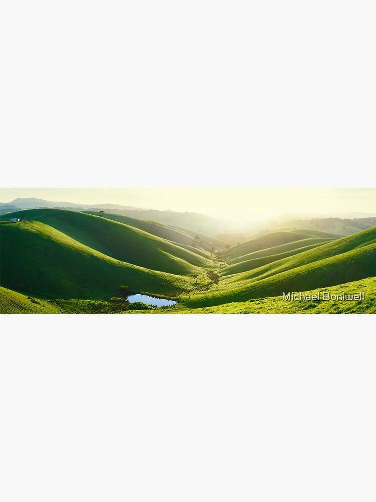 Green Hills, Gippsland, Victoria, Australia by Chockstone