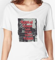 Born in the USA Women's Relaxed Fit T-Shirt