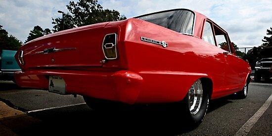 1964 Chevy 2 Nova by mal-photography