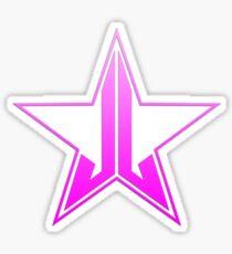 JEFFREE STAR COSMETICS LOGO Sticker