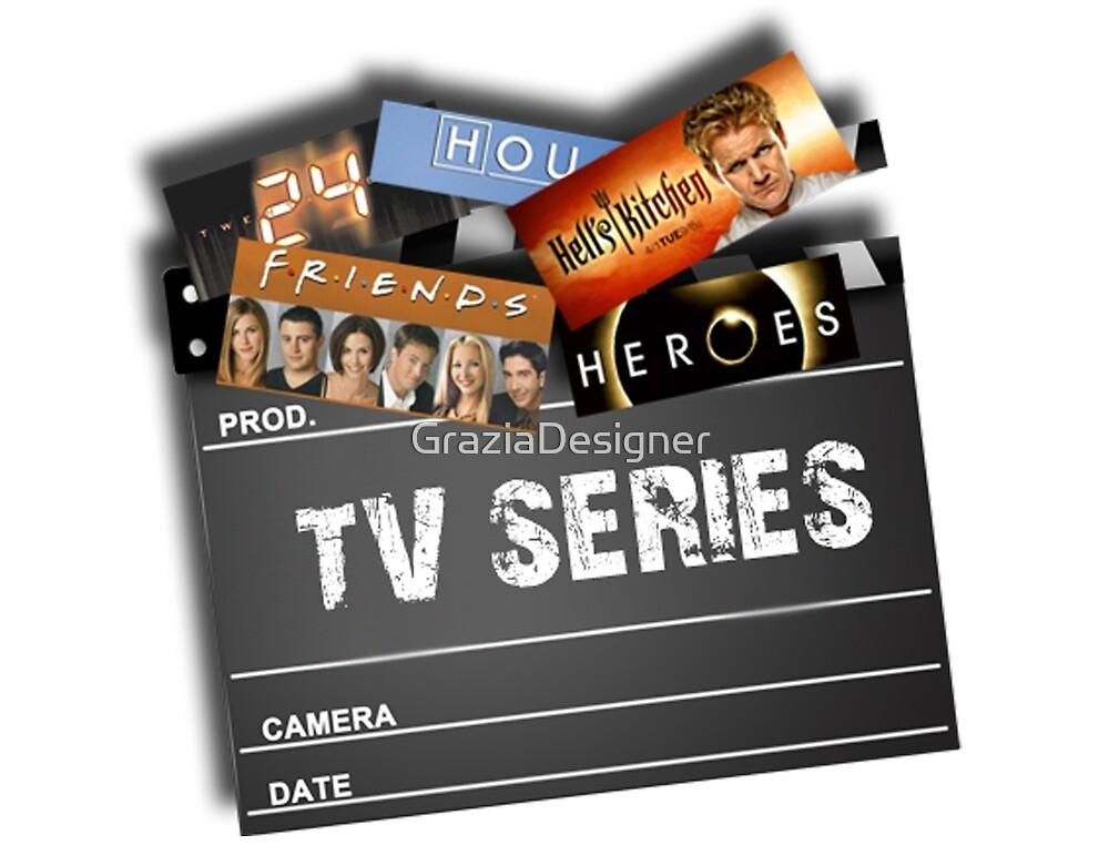 Series Tv by GraziaDesigner