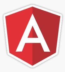 HiRes AngularJS sticker Sticker