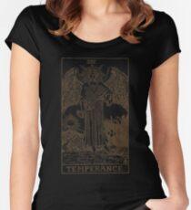 Temperance Tarot Women's Fitted Scoop T-Shirt