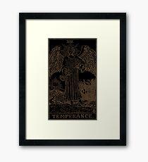 Temperance Tarot Framed Print