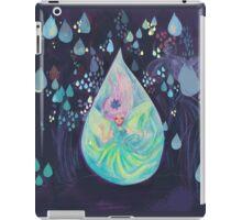 Raindrop fairy  iPad Case/Skin