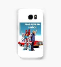"Starscream & Hutch ""Pose-Off"" Samsung Galaxy Case/Skin"