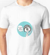 Science, Mulder. SCIENCE! Unisex T-Shirt