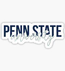Penn State - Style 13 Sticker