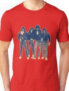 RAMONES ZOMBIES Unisex T-Shirt