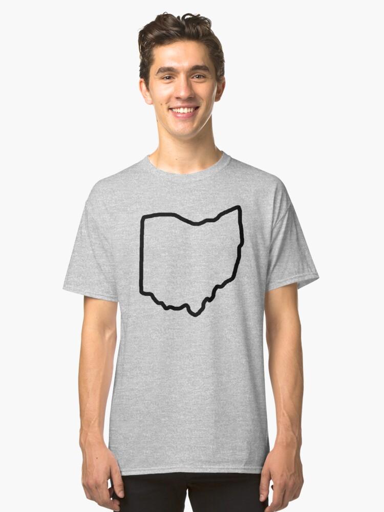 Ohio Classic T-Shirt Front