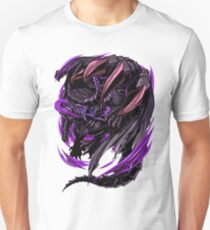 Black Eclipse Wyvern Unisex T-Shirt