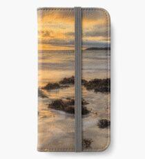 Mountcharles Sunset iPhone Wallet/Case/Skin
