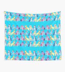 My Grateful Pony Wall Tapestry
