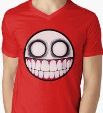 SMILE! Men's V-Neck T-Shirt