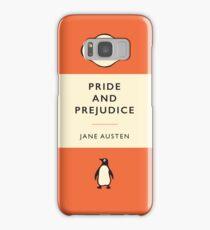 Penguin Classics Pride and Prejudice Samsung Galaxy Case/Skin