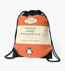 Mochila saco Penguin Classics Orgullo y prejuicio