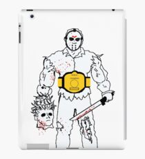Jason Wins iPad Case/Skin