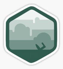 Star Wars Original Emblem Set - V3 - Yavin Sticker