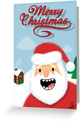 MERRY CHRISTMAS by Crashypops