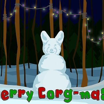 Merry Corg-mas! by gageef