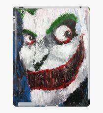 Palette Knife Joker iPad Case/Skin